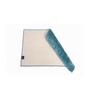 Avira Home Sea Green Microfiber 20 x 30 Bath Mat