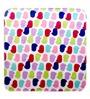 Azaani Pink Polyester Baby Blanket - Set of 4