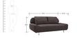 Babushka Sofa Bed In Dark in Brown Colour  by Furny