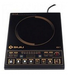 Bajaj ICX 7 1900W  Majesty Induction Cooker (Black)