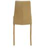 Baalbek Dining Chair in Beige Colour by @Home