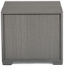 Baalbek Night Stand in Grey Colour by @home