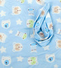 Baby Blanket in Blue Colour by Mee Mee