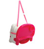 Baby Booster Seat in Pink Finish by Mee Mee
