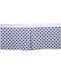 Bacati Liam Aztec 10-Piece Crib Set in Aqua Orange & Navy
