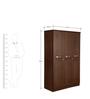 Bali Super Storage Three Door Wardrobe by HomeTown