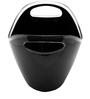 Bar World Black Color Ice Bucket