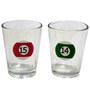 Bar World Fancy Shot Glasses