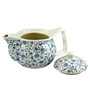 Bar World Porcelain 350 ML Teapot (Model: YM8044TP-004)