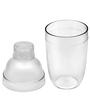Bar World Transparent Cocktail Shaker