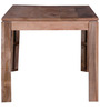 Elkhorn Six Seater Dining Set in Natural Mango Wood Finish by Woodsworth