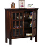 Raliegh Book Case in Provincial Teak Finish by Woodsworth