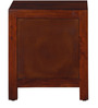 Rochester Solid Wood Bed Side Table in Honey Oak Finish by Woodsworth