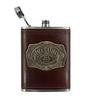 Bar World 266 ML Hip Flask
