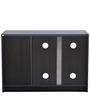 Basic Plasma TV Cabinet in Imperial Teak Finish by Zuari