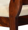 Mansfield Bench in Honey Oak Finish by Amberville