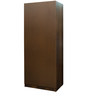 Belarus Two Door Wardrobe in Brown Finish by Inscape Design