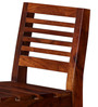 Woodinville Solid Wood Bench in Provincial Teak Finish by Woodsworth