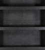 Freemont Book Shelf in Espresso Walnut Finish by Woodsworth