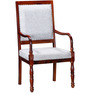 Montgomery Chair in Honey Oak Finish by Amberville