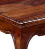 Bernake Stool in Honey Oak Finish by Amberville