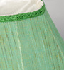 Beverly Studio Green Poly Cotton Lamp Shade