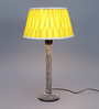 Giovanni Table Lamp in Yellow by CasaCraft