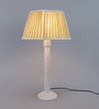 Andorra Table Lamp in Yellow by CasaCraft