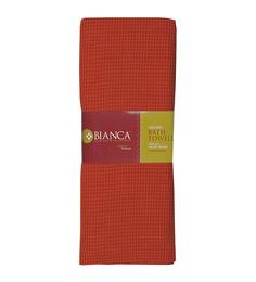 Bianca Orange Bath Towel