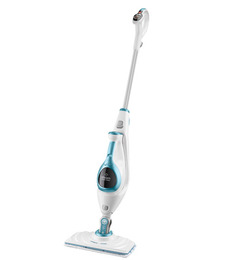 Black & Decker 2 In 1 Steam Mop With Detachable Handheld