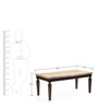 Bliss Centre Table by HomeTown