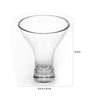Bloomfields Clear Glass LSA Elina Vase