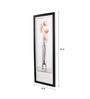 Bloomfields Premium Digital Paper 12 x 31 Inch Flower by Sondra Wampler Framed Digital Art Print