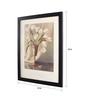 Bloomfields Premium Digital Paper 14 x 18 Inch Flower by Sally Wetherby Framed Digital Art Print