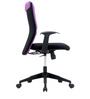 Harmony Medium Back Office Chair by Blue Bell