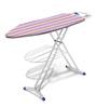 Bonita Pride Trendy Strips Cotton Pink Ironing Board