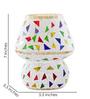 Brahmz mosaic Table Lamp