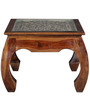 Opium Coffee Table in Provincial Teak Finish by Mudramark