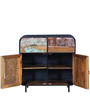 Trenton Sideboard in Distress Natural Finish by Bohemiana