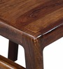 Brunilda Six Seater Dining Set in Provincial Teak Finish by Woodsworth