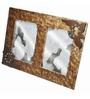 Butterfly Homes Brown Wooden 10 x 14 Inch Stylish Desktop Single Photo Frame