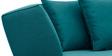 Cadison L Shape Sofa in Blue Colour by Madesos