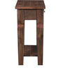 Anarbor Solid Wood Console Table in Distress Finish Finish by Bohemiana