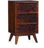 Cheney Chest of Drawers in Provincial Teak Finish by Woodsworth