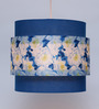 Spaniels Ceiling Lamp in Multicolour by Bohemiana