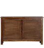 Prescott Shoe Rack in Provincial Teak Finish by Woodsworth