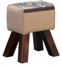 Fergie Stool in Multi-Colour by Bohemiana