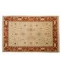 Sachsen-Altenburg Wool 105 x 69 Carpet by Amberville