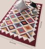 Carpet Overseas Multicolour Cotton 70 x 46 Inch Area Rug