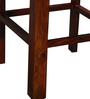 Amarillo Bar Chair in Honey Oak Finish by Woodsworth